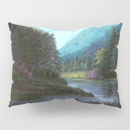 Mountain Valley Pillow Sham