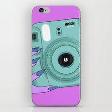 instax iPhone & iPod Skin