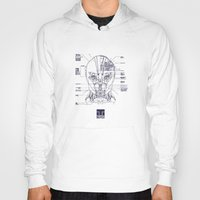 blueprint Hoodies featuring Blueprint by CromMorc