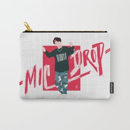 MicDrop Seokjin Carry-All Pouch