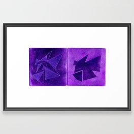 Anticipatio [Plates] Framed Art Print