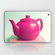 Red Teapot  Laptop & iPad Skin