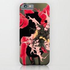fleur les mot Slim Case iPhone 6s