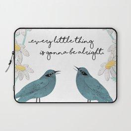 Three Little Birds, Part 2 Laptop Sleeve