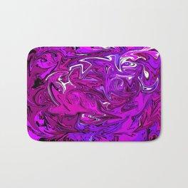 The Many Mysteries of Purple Bath Mat