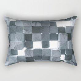 Reflecting Sound Rectangular Pillow