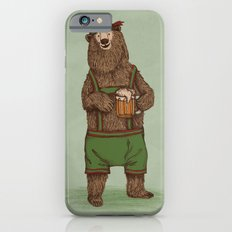 Traditional German Bear iPhone 6s Slim Case