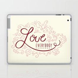 Love Everybody Laptop & iPad Skin