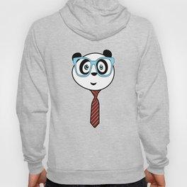 Panda Nerd Hoody