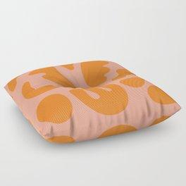 Summer Kitchen Camoflague Floor Pillow