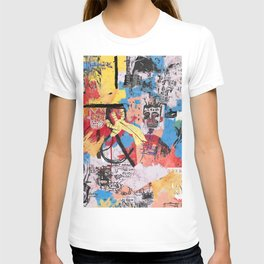 57 Great Jones Street T-shirt