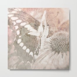 butterfly haze Metal Print