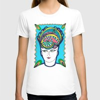 headdress T-shirts featuring Headdress by G.L.BEANS