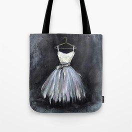 Ballerina Dress 2 - Painting Tote Bag