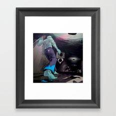 The Hollow Atlas Framed Art Print