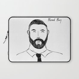 Bear Boy: Suited & Booted Laptop Sleeve