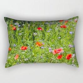 Spring time Rectangular Pillow