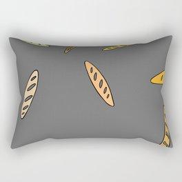 Baguette, anyone? Rectangular Pillow