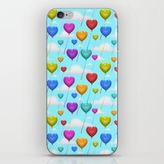 Love is in the Air! iPhone & iPod Skin