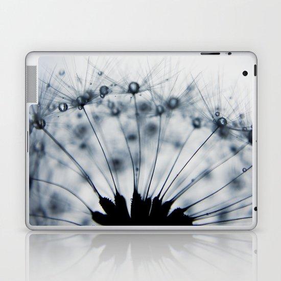 dandelion blue XV Laptop & iPad Skin