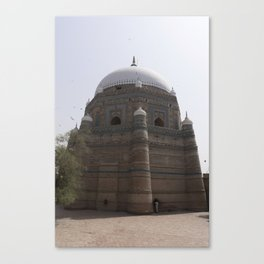 Rukn-e-Alam Shrine Canvas Print