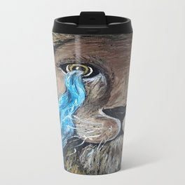 His Eye Upon Me Travel Mug
