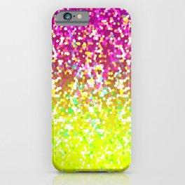 Glitter Graphic G224 iPhone Case