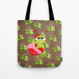 For My Sweetie Tote Bag