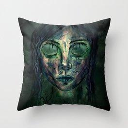 Zustand Throw Pillow