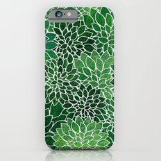Floral Abstract 23 Slim Case iPhone 6s