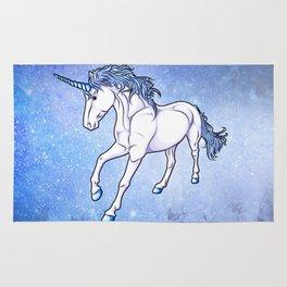 The Unicorn Colored Rug