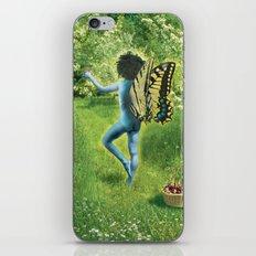 Apple Tree Nymph iPhone & iPod Skin