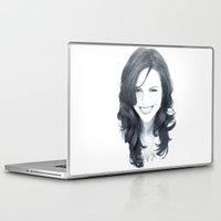 lana Laptop & iPad Skins featuring lana I by Sarah Krafft