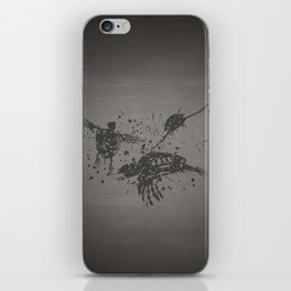 Dead Sea, Turtles iPhone Skin