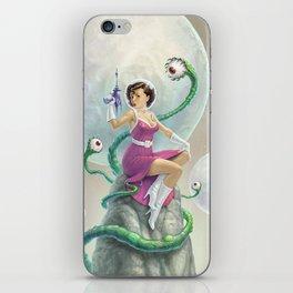 Astro Babe iPhone Skin