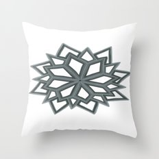 Just Another Flower 2 Throw Pillow