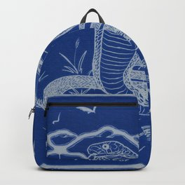 Two-headed Snake: Provider and Protector Backpack