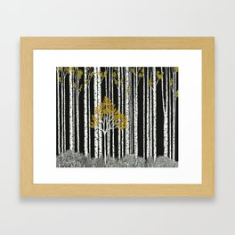Bliss Framed Art Print