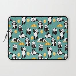 Panda Play Laptop Sleeve