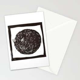 Cat Donut Stationery Cards
