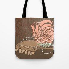 THE SOUND - ANALOG zine Tote Bag