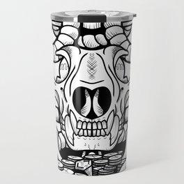 Sigil of the Anthro Pirate Travel Mug