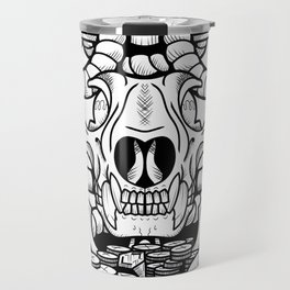 Sigil of the Anthro Pirate Travel Mug