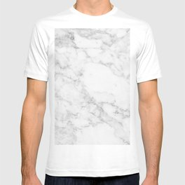 White Marble Edition 2 T-shirt