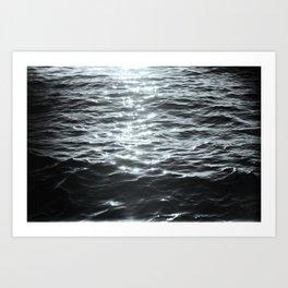 /sea. Art Print