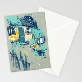 Miss Honey's Cottage Stationery Cards