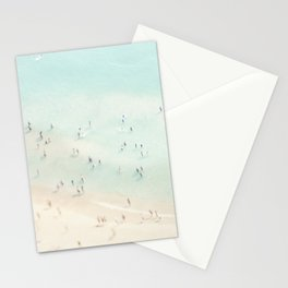 beach summer fun Stationery Cards