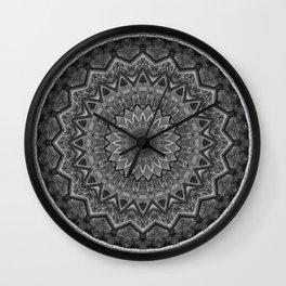 Mandala prehistoric Wall Clock