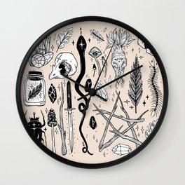 AUTUMN EQUINOX Wall Clock
