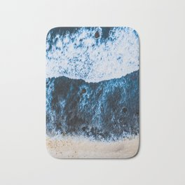 Out To Sea Bath Mat